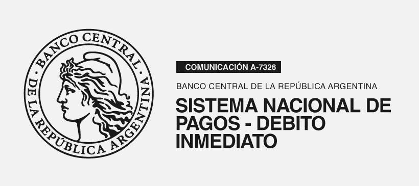 BCRA: Sistema Nacional de Pagos – Débito inmediato. – Adecuación