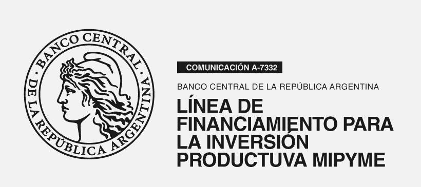 BCRA: Línea de financiamiento para la inversión productiva de MiPyME. Actualización