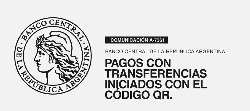 BCRA: Pagos con transferencias iniciados con el código QR