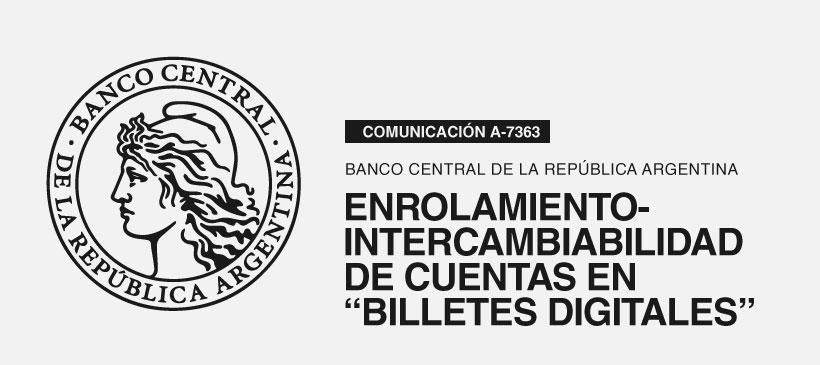 BCRA: Enrolamiento -Intercambiabilidad- de cuentas en «billeteras digitales»